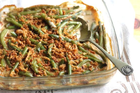 Green Bean Casserole Thanksgiving  Green Bean Casserole Recipe Genius Kitchen
