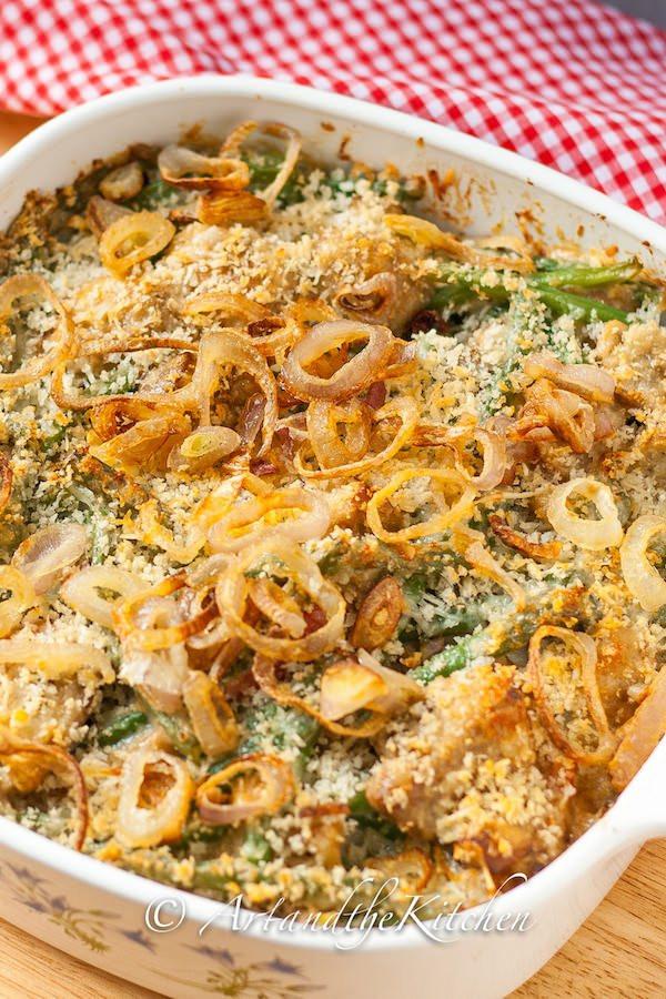 Green Bean Casserole Thanksgiving  Thanksgiving Casseroles Recipes — Today s Every Mom