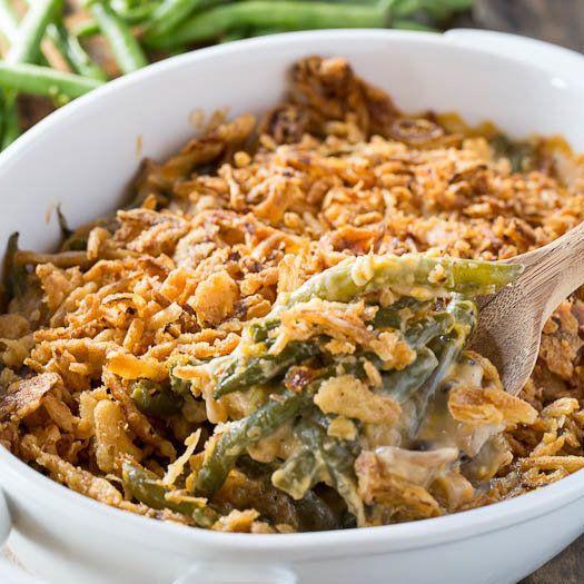 Green Bean Casserole Thanksgiving  10 Green Bean Casserole Recipes Just Perfect For