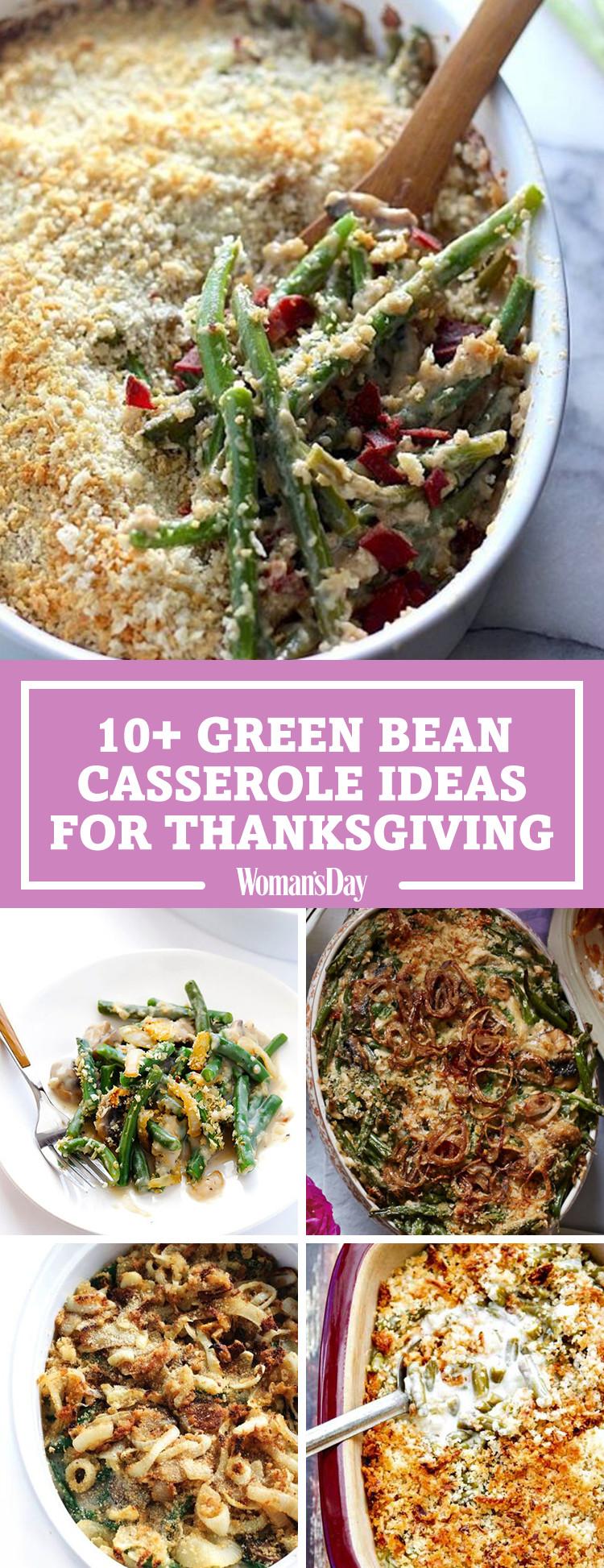 Green Bean Casserole Thanksgiving  12 Easy Green Bean Casserole Recipes Homemade Green Bean