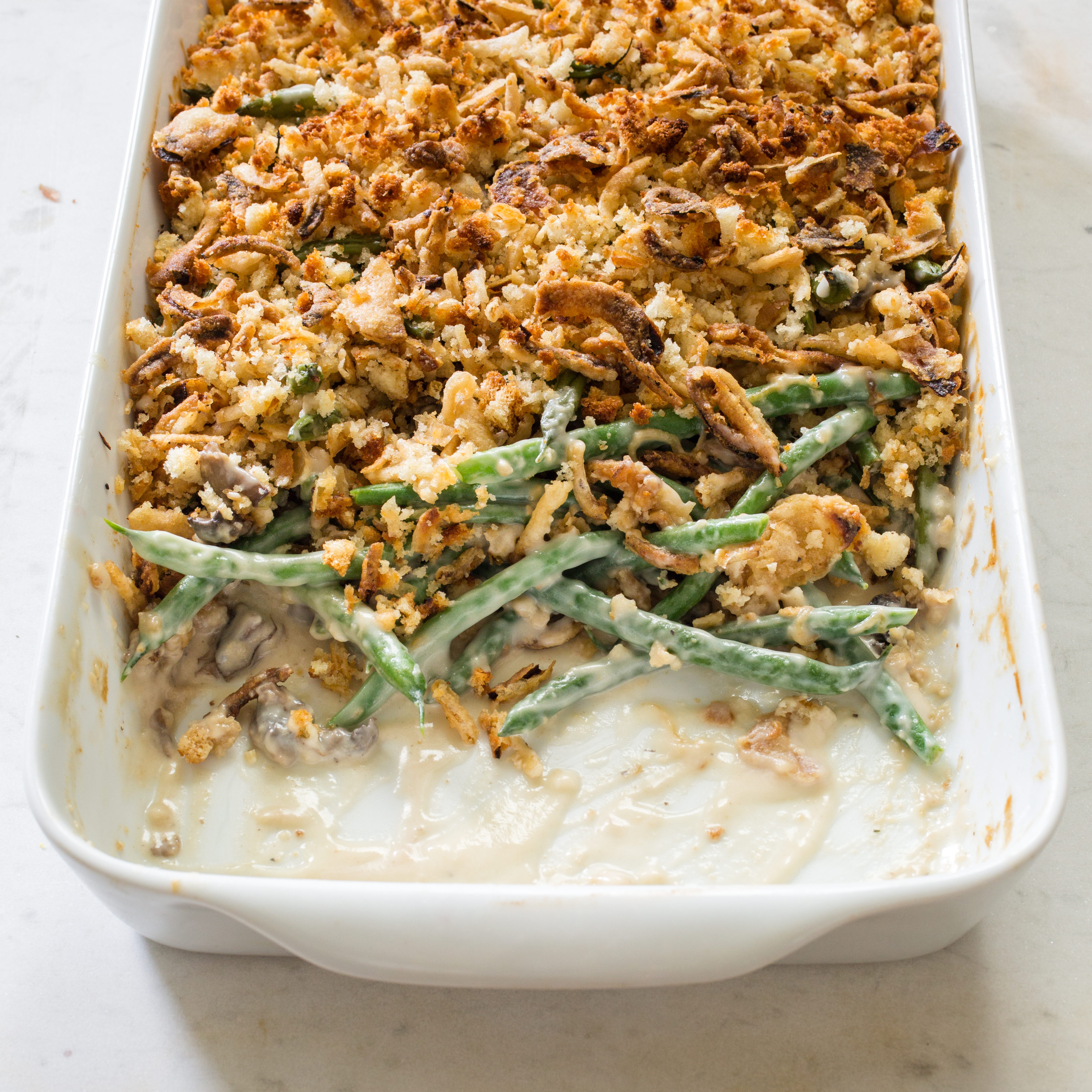 Green Bean Casserole Thanksgiving  Upgrade Your Thanksgiving Green Bean Casserole Recipe