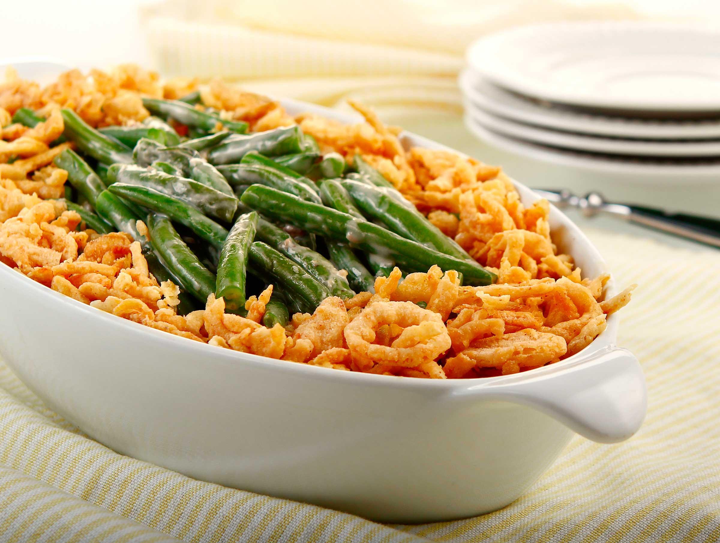 Green Bean Casserole Thanksgiving  Best and Worst Thanksgiving Foods for Weight