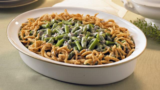 Green Bean Casserole Thanksgiving  Cupboard Creations Thanksgiving Green Bean Casserole