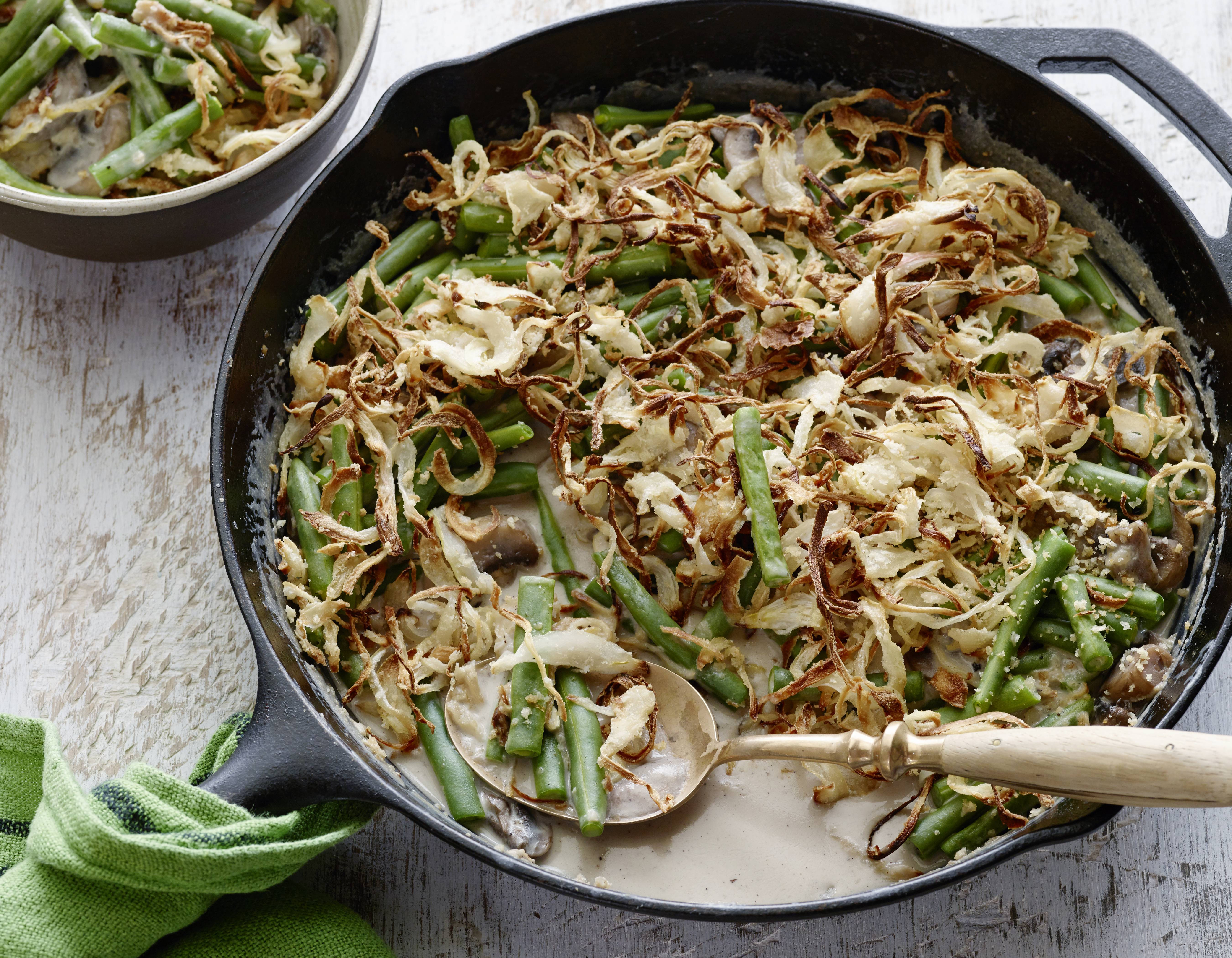 Green Bean Casserole Thanksgiving  10 Perfect Side Dishes for Your Thanksgiving Turkey