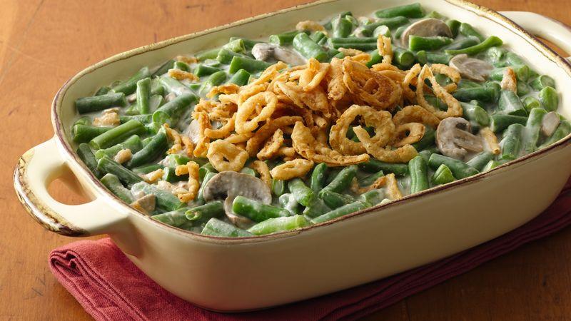 Green Bean Casserole Thanksgiving  Best Green Bean Casserole Recipe BettyCrocker