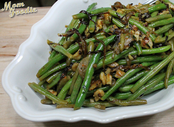 Green Bean Recipes For Thanksgiving  Thanksgiving Green Bean Recipe