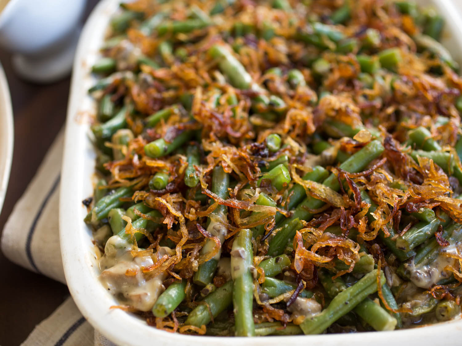 Green Bean Recipes For Thanksgiving  Thanksgiving Green Bean Recipes