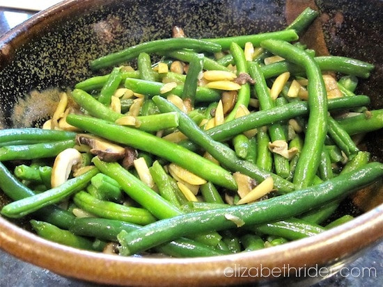 Green Bean Recipes For Thanksgiving  Thanksgiving Recipe Healthy Green Bean Casserole Remix