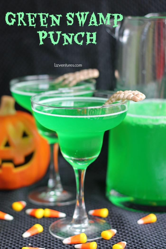 Green Halloween Drinks  Sweet N Low Archives Eat Move Make