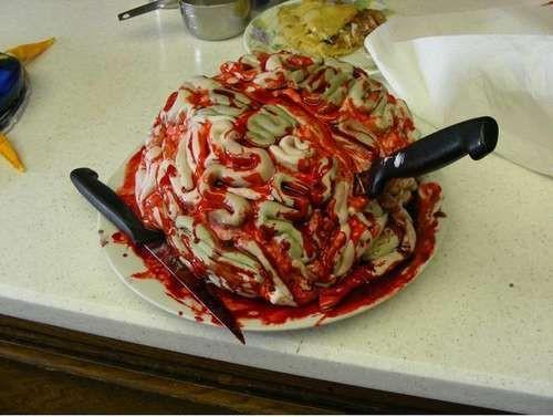 Gross Halloween Desserts  23 Gross Desserts