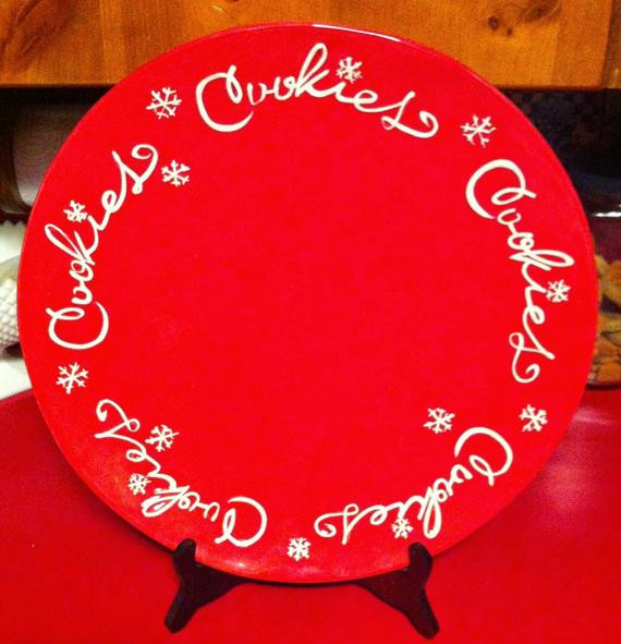 Hallmark Christmas Cookies  Hallmark Christmas Cookie Platter by thechickencooptoo on Etsy