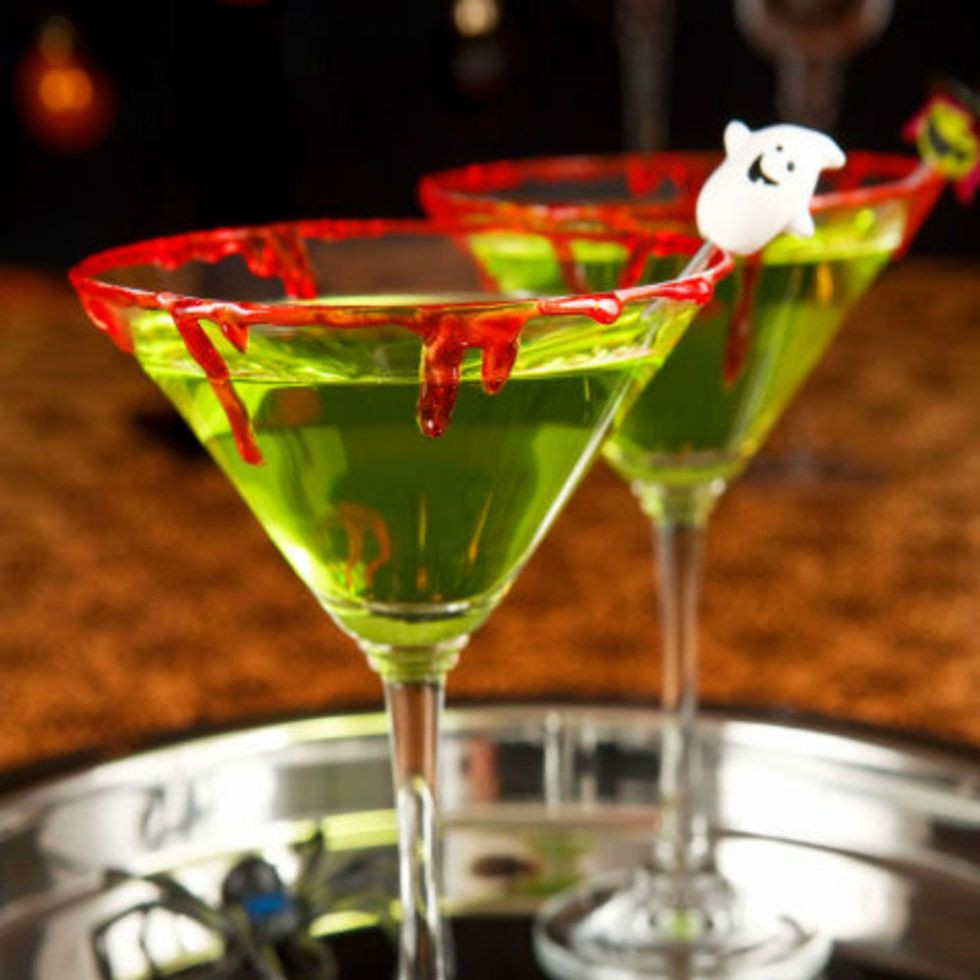 Halloween Alcohol Drinks  65 Non Cheesy Halloween Cocktails Your Party Needs