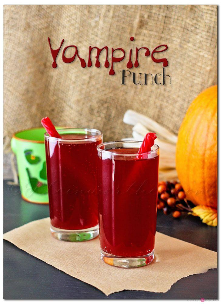 Halloween Alcoholic Drinks Recipes  13 Spooky Halloween Treats For Your Next Halloween Party