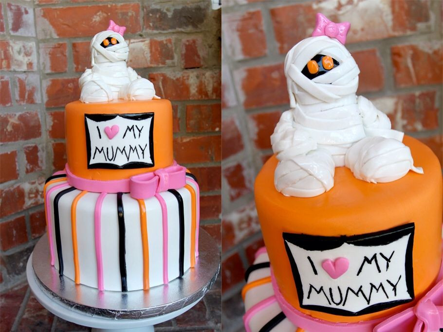 Halloween Baby Shower Cakes  Halloween theme BabyCenter