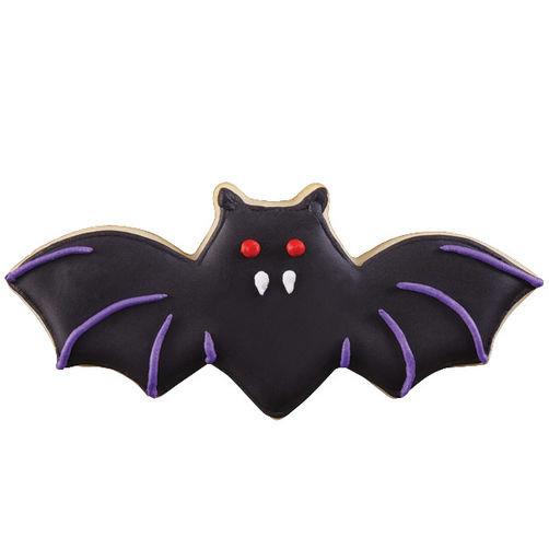 Halloween Bat Cookies  Up At Bat Cookies