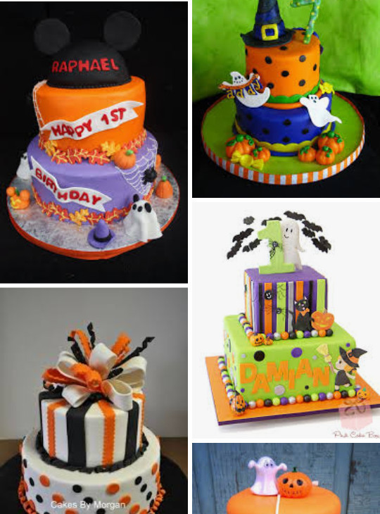 Halloween Birthday Cake Ideas  What are some ideas of Halloween birthday cakes for kids