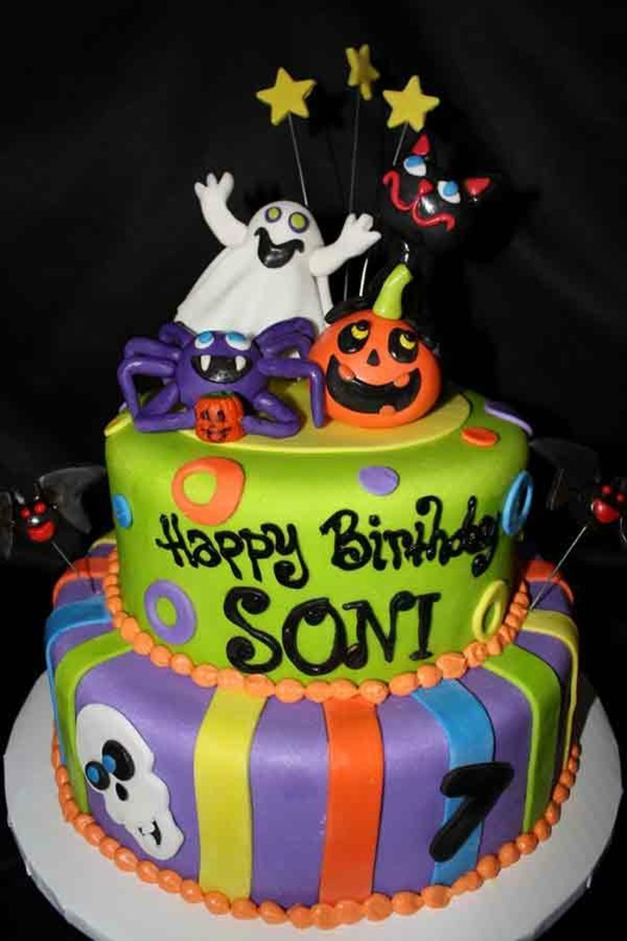 Halloween Birthday Cake Ideas  66 Great Halloween Party Ideas Which Make Happy Adults
