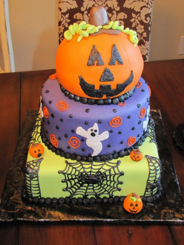 Halloween Birthday Cakes For Kids  The Best Halloween Cakes