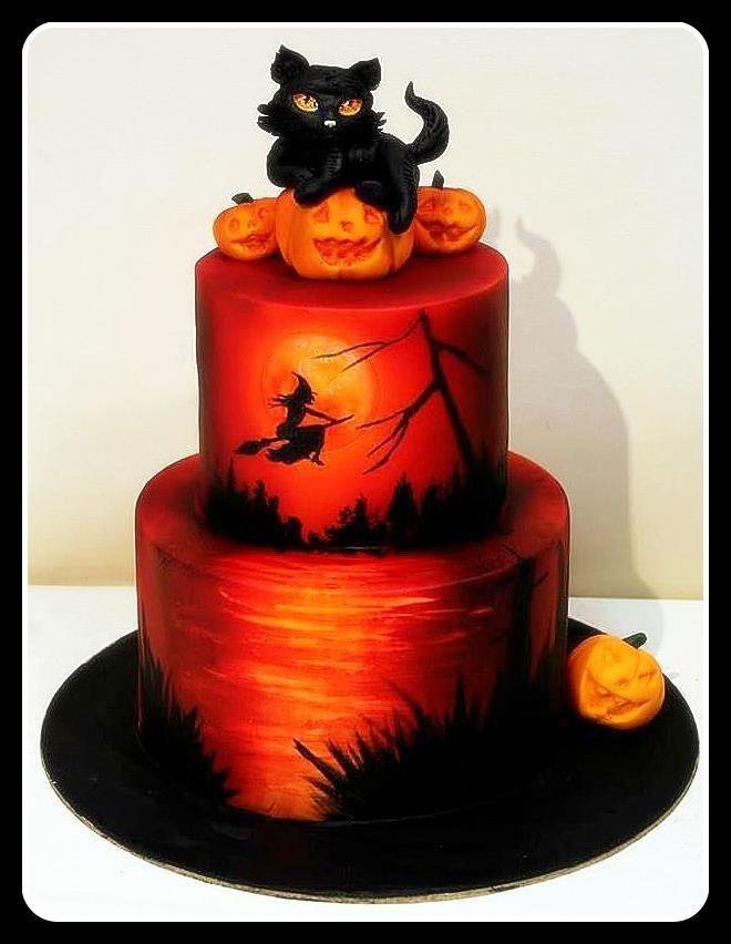 Halloween Birthday Cakes For Kids  Best 20 Halloween Cakes ideas on Pinterest