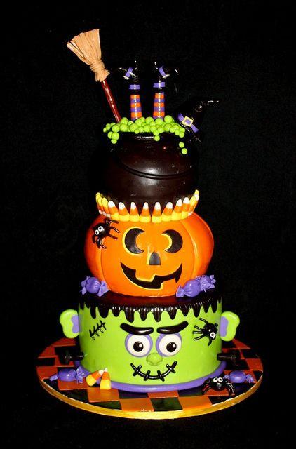 Halloween Birthday Cakes For Kids  Halloween Cake Ideas The Xerxes