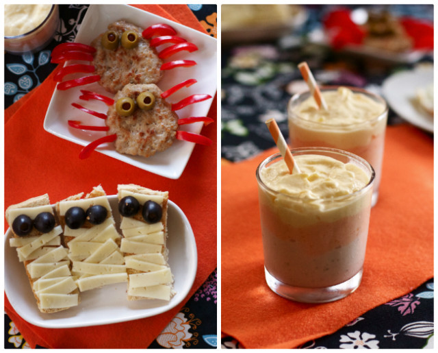 Halloween Breakfast Recipes  A Harmless Halloween Breakfast Modern Parents Messy Kids