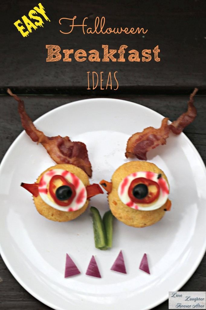 Halloween Breakfast Recipes  Halloween Breakfast Foods Love Laughter Foreverafter