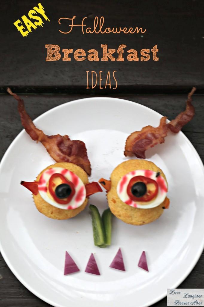 Halloween Breakfast Recipes  Halloween Breakfast Foods Love Laughter Foreverafter