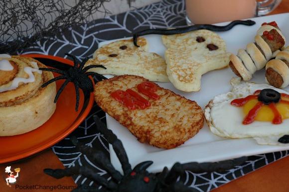 Halloween Breakfast Recipes  Halloween Breakfast Recipe