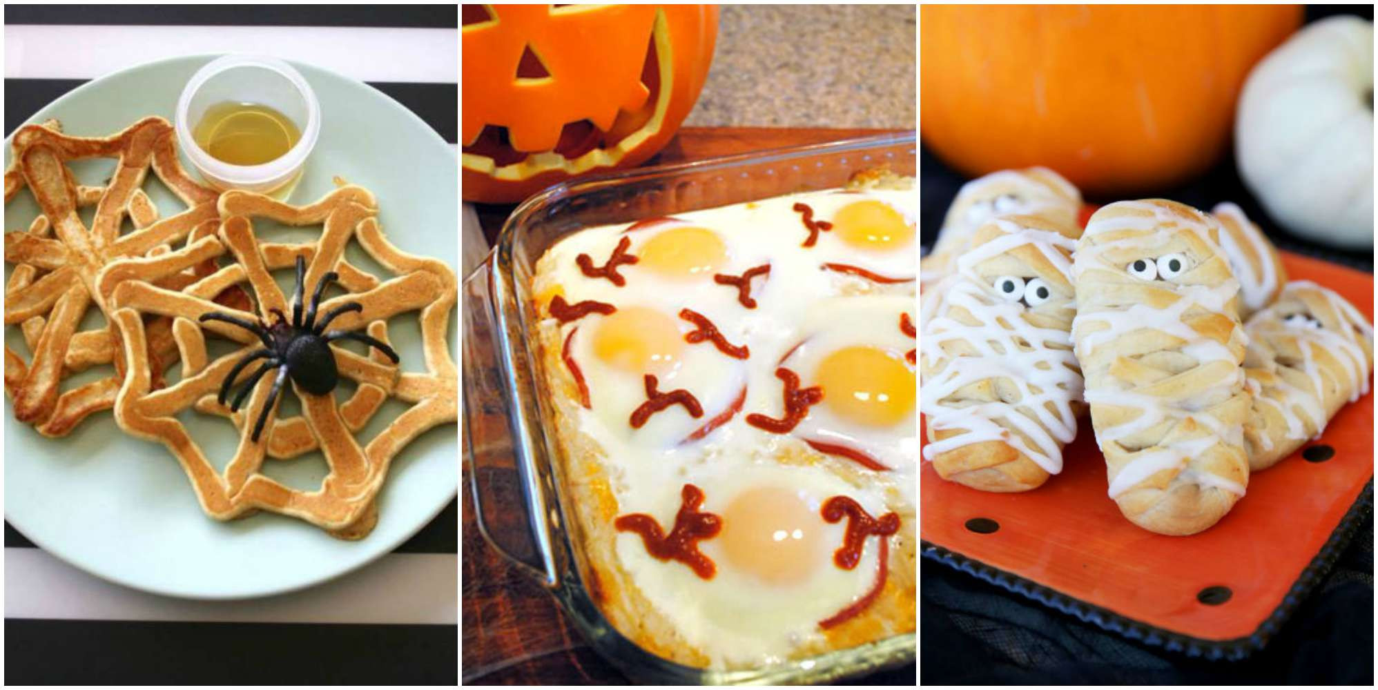 Halloween Breakfast Recipes  Easy Halloween Breakfast Recipes 10 Halloween Breakfast