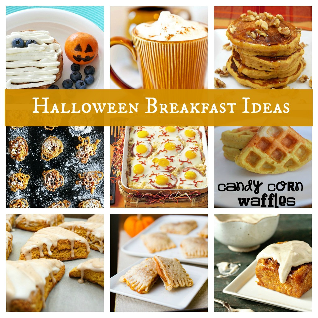 Halloween Breakfast Recipes  10 Fun Halloween Breakfast Brunch Ideas for Kids & Adults