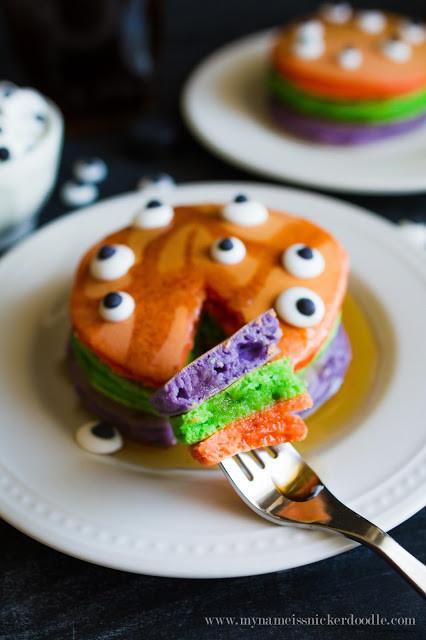 Halloween Breakfast Recipes  19 Halloween Breakfast Ideas Recipes for Cute Halloween