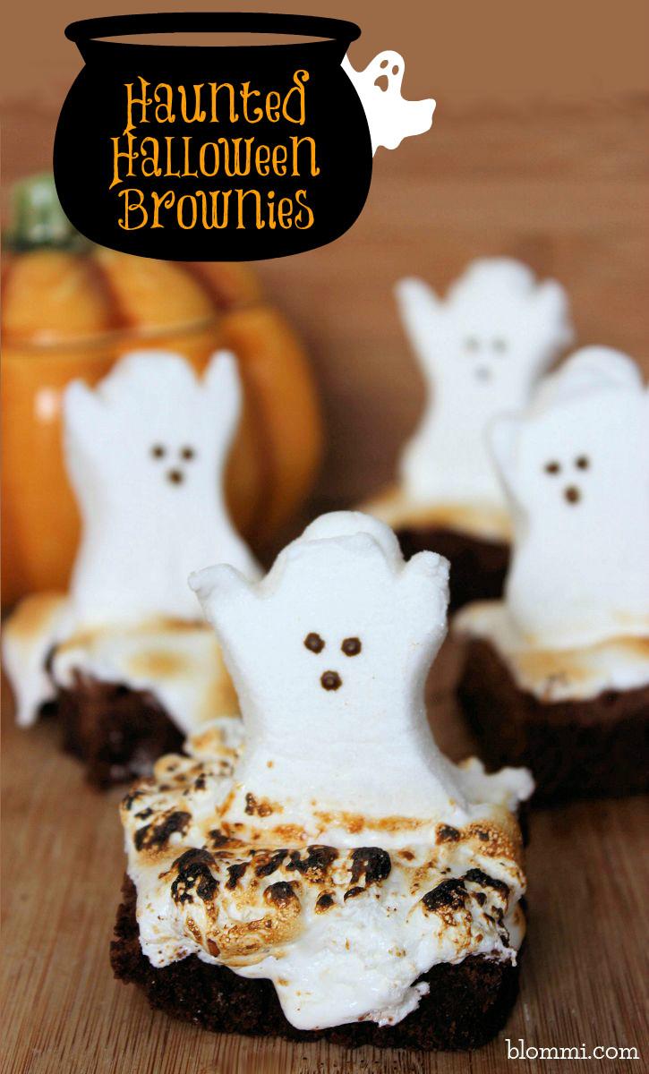 Halloween Brownies Ideas  20 Kid Friendly Halloween Treats Ideas