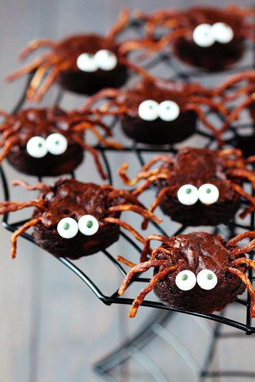 Halloween Brownies Ideas  10 Spooky Halloween Brownie Recipes Big Bear s Wife