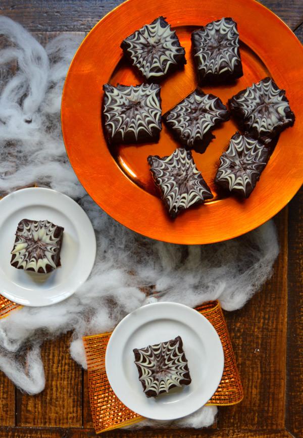 Halloween Brownies Ideas  Halloween Brownies