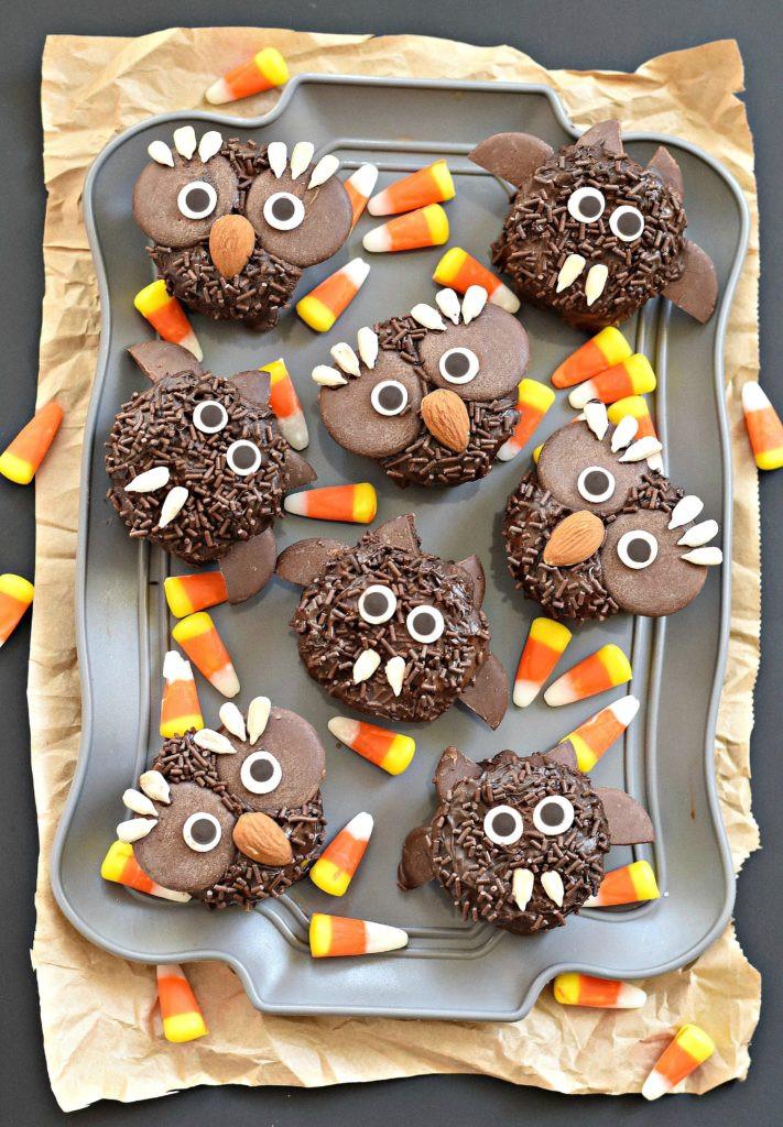 Halloween Brownies Ideas  Gluten Free Halloween Brownies Fork and Beans
