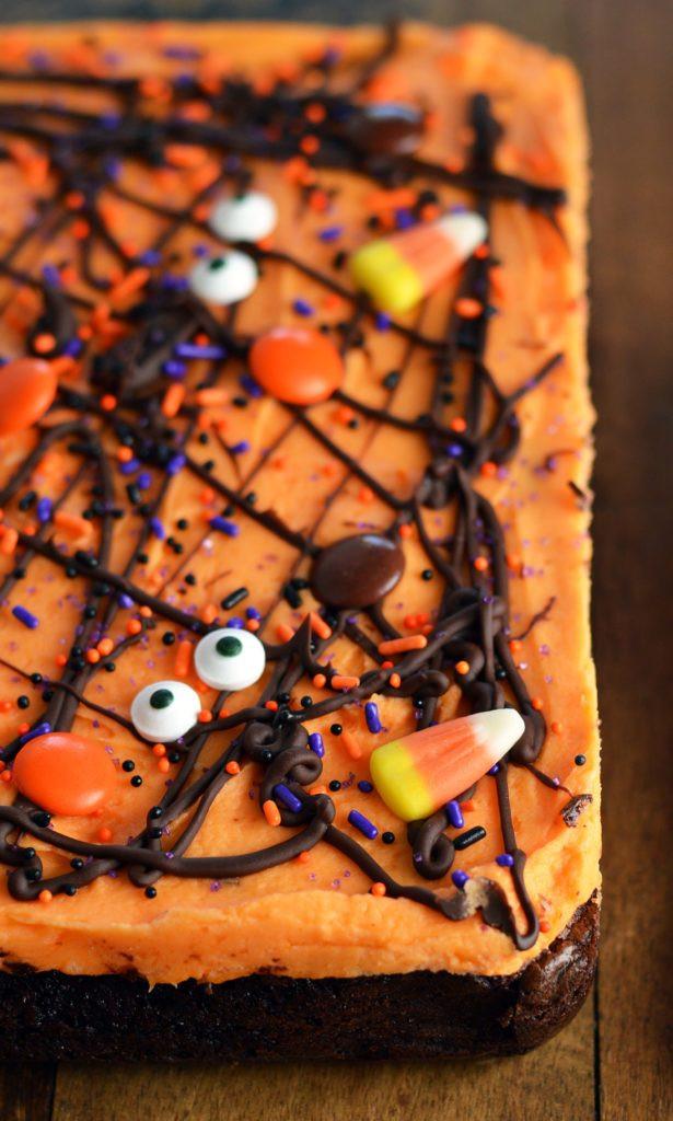 Halloween Brownies Ideas  Ultimate Halloween Brownies Friday is Cake Night