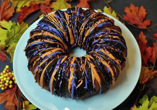 Halloween Bundt Cake  Halloween Bundt Cake Recipe