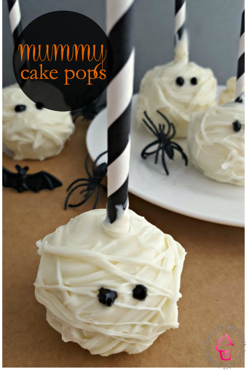 Halloween Cake Pops Recipe  Creative Halloween Food and Fall Fun
