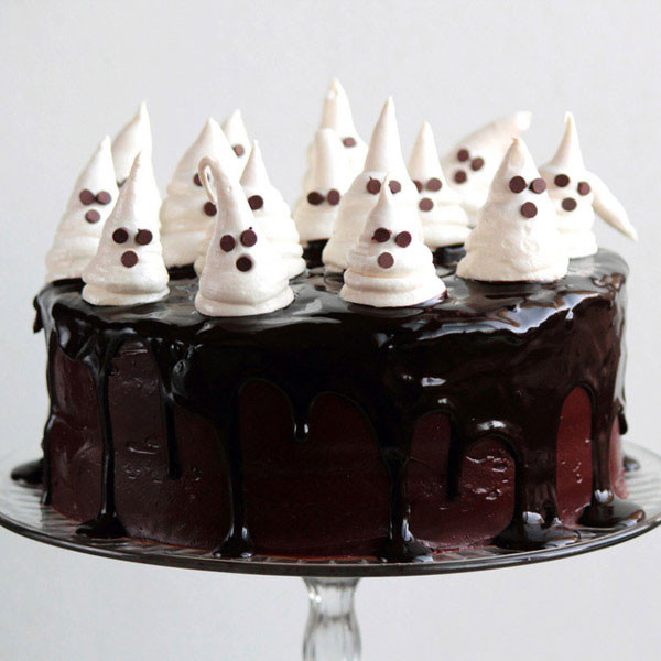 Halloween Cake Recipe  20 Easy Halloween Cakes Recipes and Ideas for