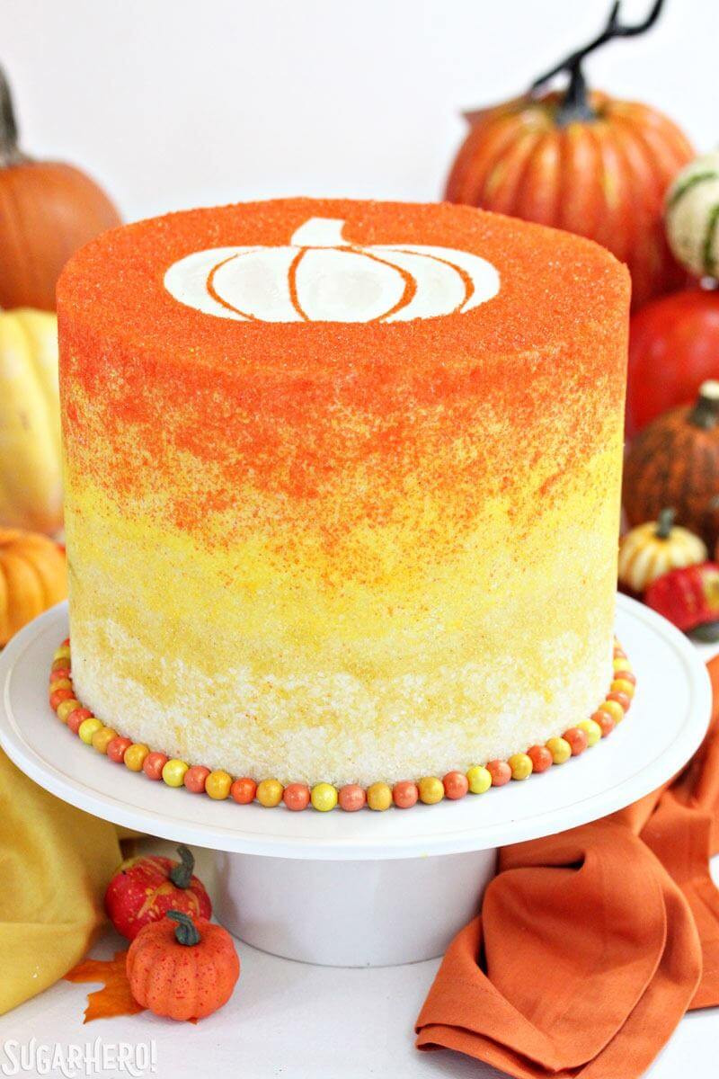 Halloween Cake Recipes  Top 30 Halloween Dessert Recipes Festival Around the World