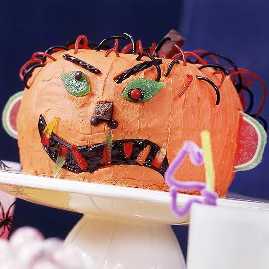 Halloween Cakes At Walmart  Halloween Cake Decorating Ideas from Better Homes