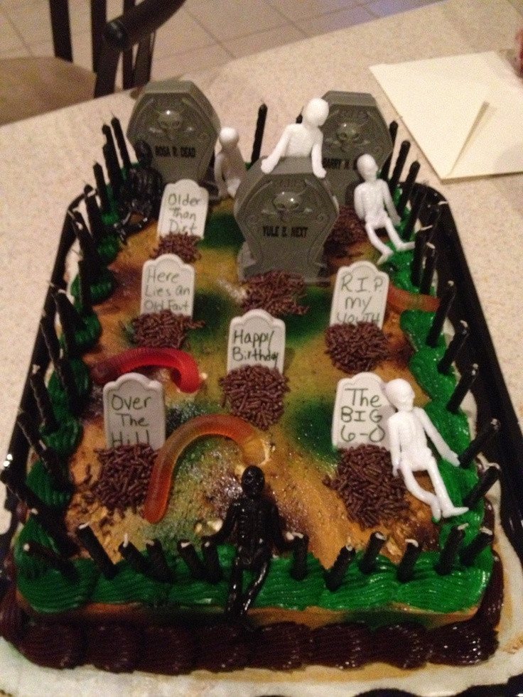 Halloween Cakes At Walmart  17 Best images about Over the hill on Pinterest