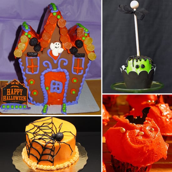 Halloween Cakes Decorations Ideas  Adorable Homemade Halloween Cakes