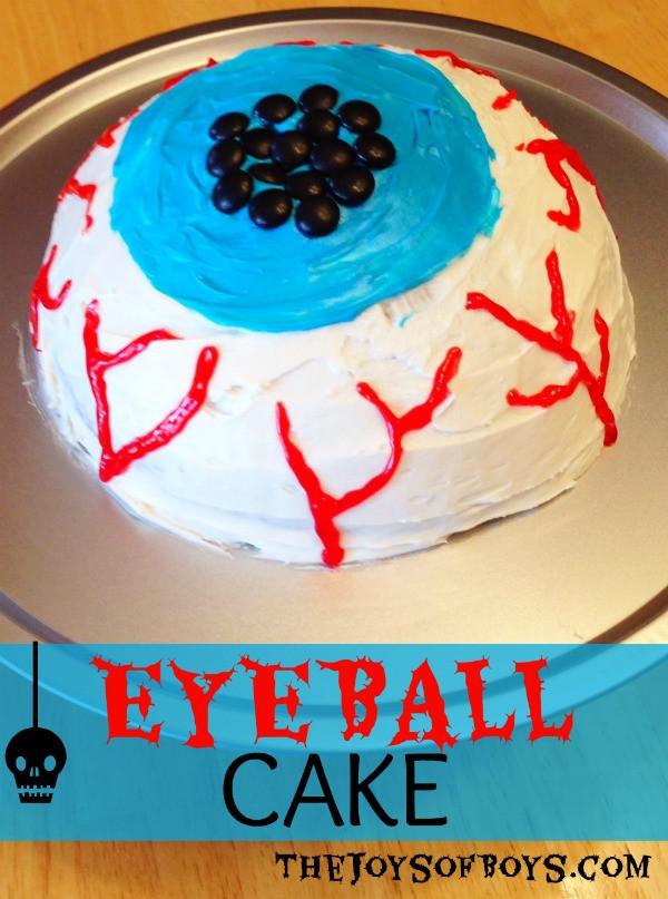 Halloween Cakes For Kids  Halloween Cakes for Kids The Joys of Boys