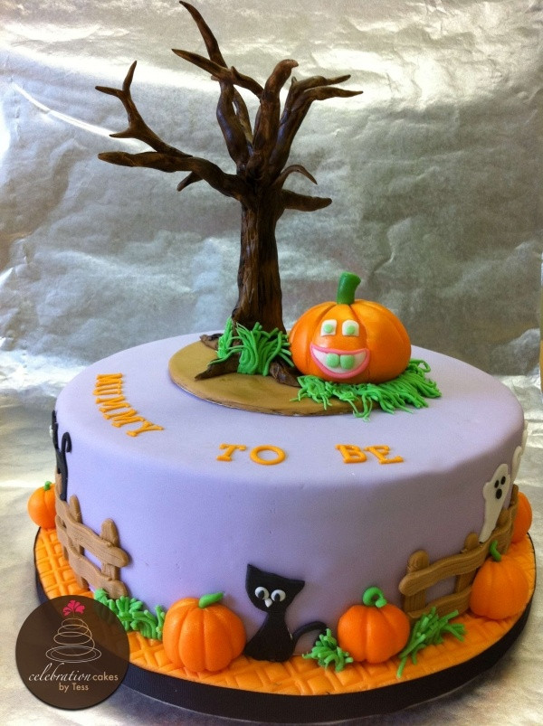 Halloween Cakes Games  155 best images about Baby Shower Halloween on Pinterest