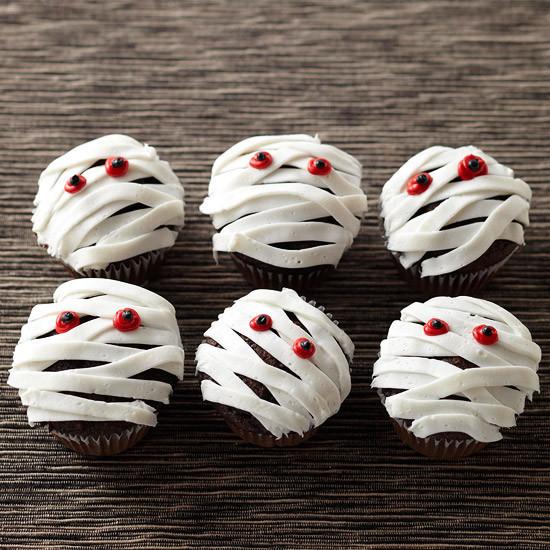 Halloween Cakes Ideas  Halloween Cupcake Ideas Spooky Style PrivateIslandParty