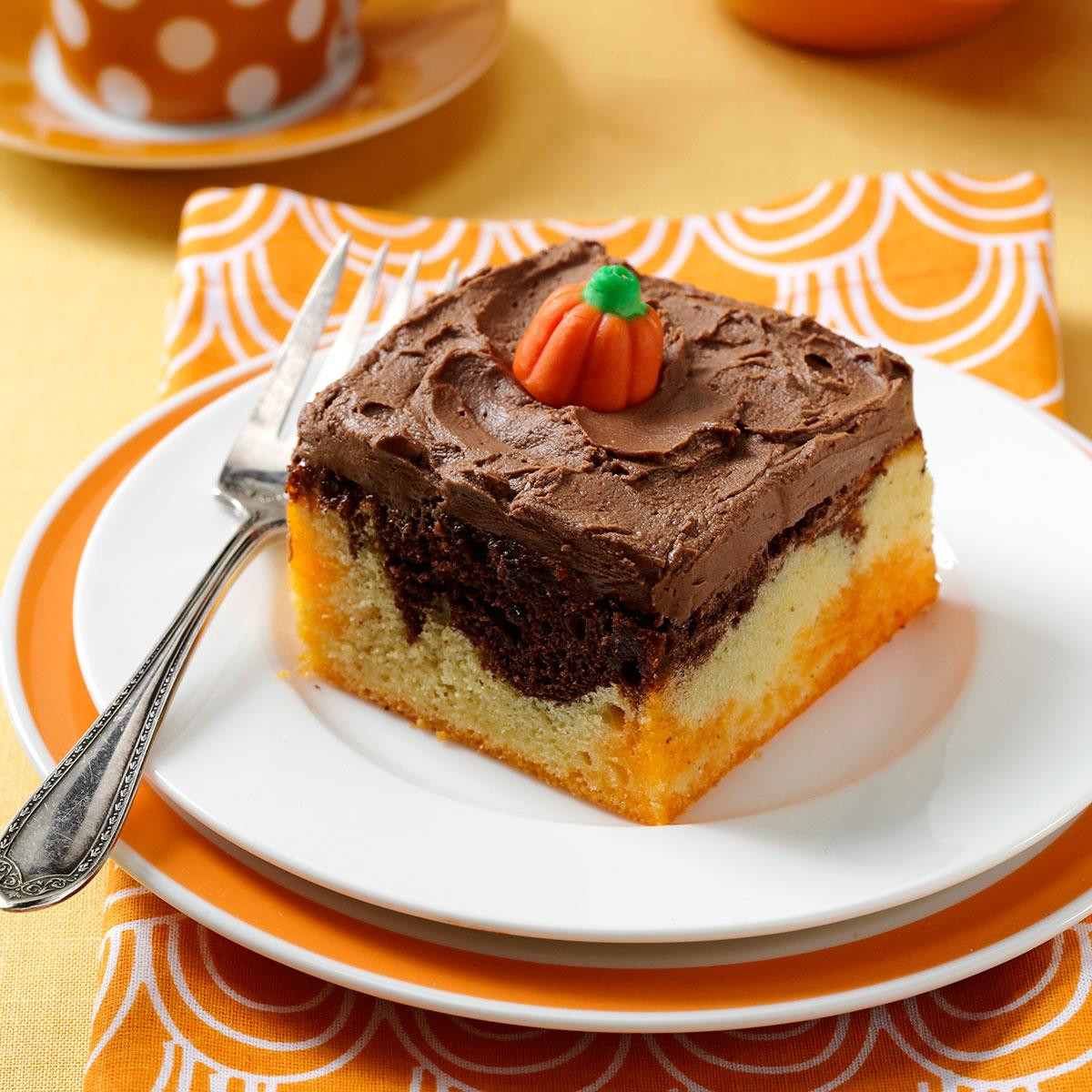 Halloween Cakes Recipes  Halloween Poke Cake Recipe