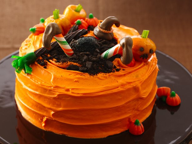 Halloween Cakes Recipes With Pictures  15 Halloween Cake Recipes