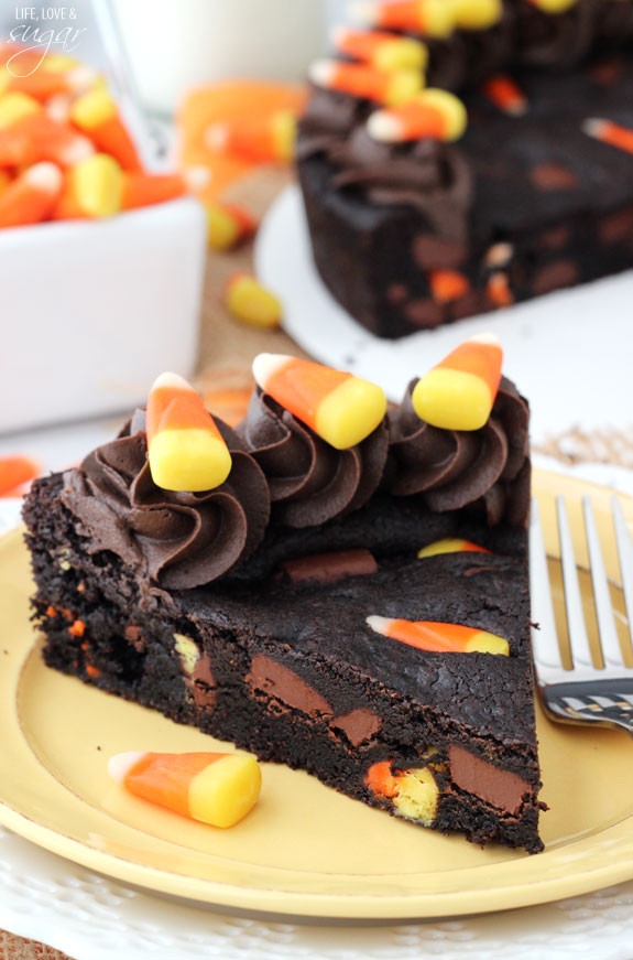 Halloween Candy Cakes  13 Candy Cake Recipes How To Make a Candy Cake—Delish