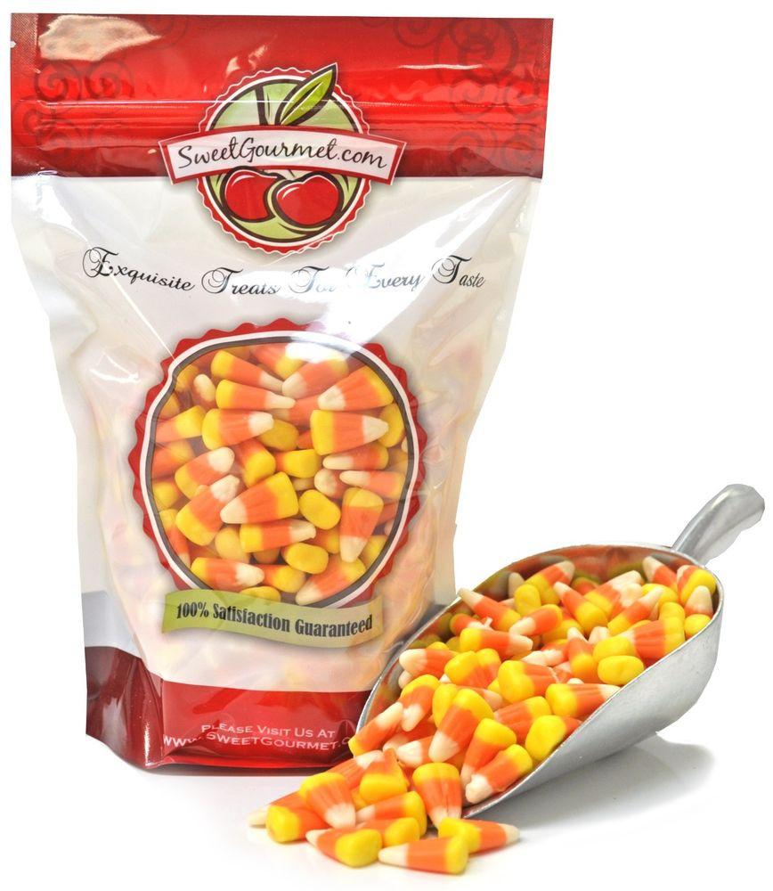 Halloween Candy Corn  SweetGourmet Candy Corn Halloween Can s Mellowcreme